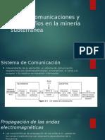 Las Telecomunicaciones y Sus Desafíos en La Minería