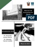 Manual de Economia de La Salud