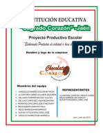 Proyecto Cacao