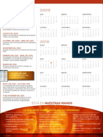 18-month Calendar for 2010 Census Partners