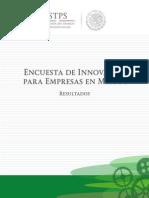 Encuesta Innovación Para Empresas en México