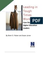 Lumina Case Studies Leadership Test