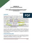 Memoria de Calculos Estructurales CURACAO BLUEFIELDS NICARAGUA