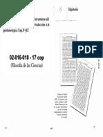 Klimovsky G. - Las Desventuras Del Conocimiento Científico (Cap. 8,12)