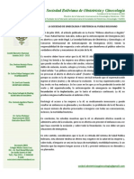 SBOG y ICEC apoyan el uso y acceso a la Anticoncepción de Emergencia