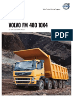 FM480_10X4 Dump Truck_24cum Rock Body_Overburden Transportation