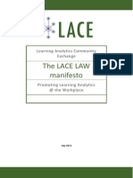 LACE LAW Manifesto