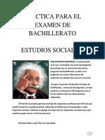 Práctica Para Bachillerato 136 Preguntas.
