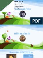 Parasitos Intestinales Protozoarios