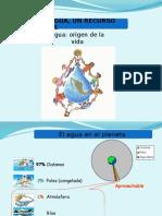 1.2 cONTAMINACIÓN DEL AGUA (PARTE 1)