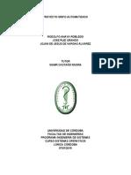 Documentacion Completa Grifo Automatizado