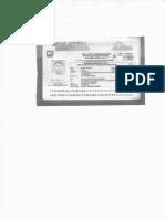 Working Permit