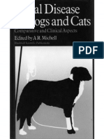 Renal Disease in Dogs and Cats - Comparative and Clinical Aspects - A. R. Michell