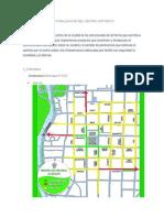 Peatonalización Del Centro Historico