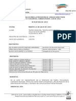 Acta Audiencia Publica 2015-Alcaldia No 2