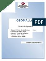 Geomallas Completo
