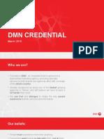 DMN-Credential- Sep. 2015.pptx