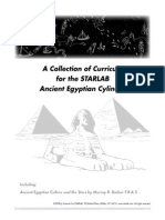 A Collection of Curricula for the STARLAB Ancient Egyptian Cylinder