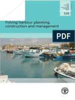 Fishery Harbour construction and management
