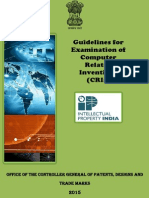 CRI Guidelines 21August2015- Published by Indian Patent Office