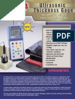 Panametrics 25HP Flyer 2000