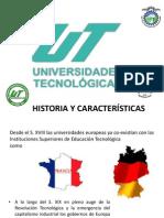 UNIVERSIDADES TECNOLOGICAS en México