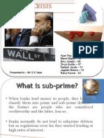 Sub Prime Trade Finance
