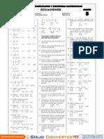 Segundo Taller - Ecuaciones (1)