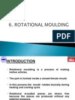 6. Rotational Moulding