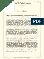 THE LIFE OF LAST PROPHET MUHAMMED(PBUH)