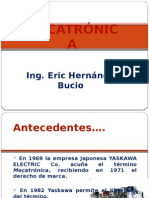 Tecnico en Mecatronica