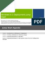 01 - Windows 8_1 Deployment Jump Start