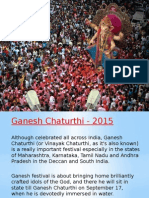 Ganesh Chaturthi 2015