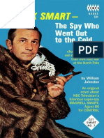 William Johnston - [Get Smart 07] - Max Smart- The Spy Who Went Out to the Cold (Epub)