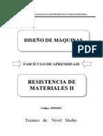 985 Resistencia de Materiales II