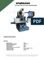 Info Vf4bm400s