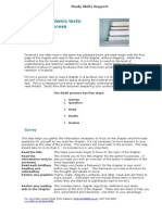 Reading Academic Texts SQ3R