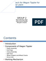 Wagon Tippler Design
