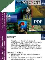 Resort Planning