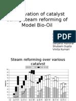mechanism of catalyst deactivation