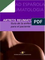 Guia_artritis Sociedad Reumatologica Española