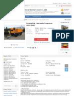 1200 Cfm or 2000 Cu.mtr Per Hr Air Compressor (Datasheet)