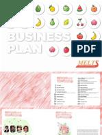Melts Restaurant Business Plan