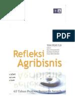 Refleksi Agribisnis (Nunung Kusnadi)