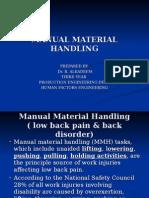 Manual Material Handling 2