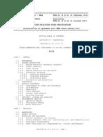WBDB UFGS Diesel Generator Application