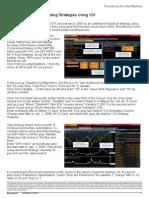 Bloomberg - S&P Vix Strategy