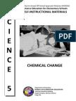 04 Chemical Change