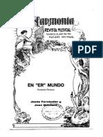 """En """"er"""" Mundo"""
