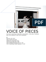 Voice of Pieces